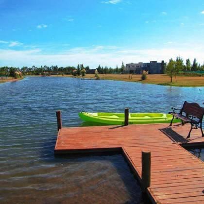 Kayak en el Muelle
